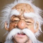 character mask